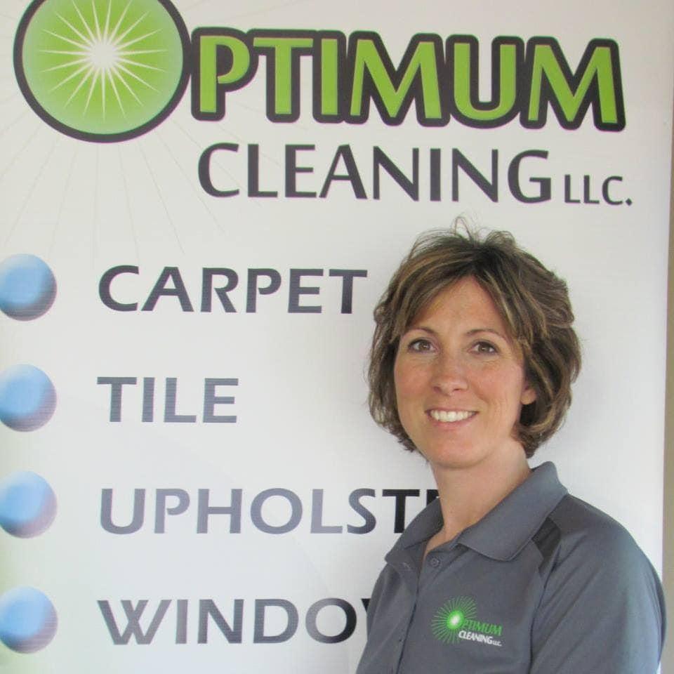 Optimum Cleaning LLC logo