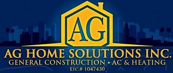 AG HOME SOLUTIONS INC logo