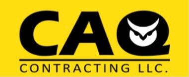 CAQ Contracting logo