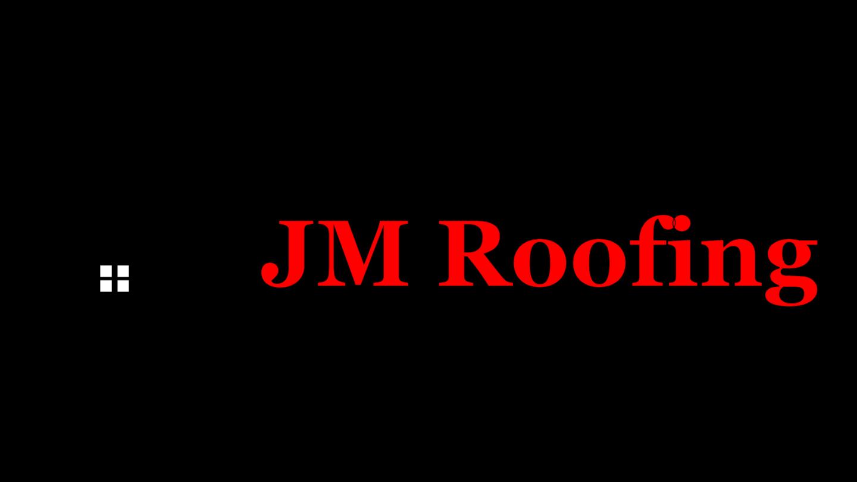 JM Roofing logo