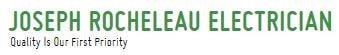 Joseph Rocheleau Electrician logo
