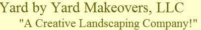 Yard By Yard Makeovers LLC logo