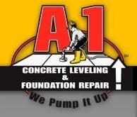 A-1 Concrete Leveling Southeast Michigan logo
