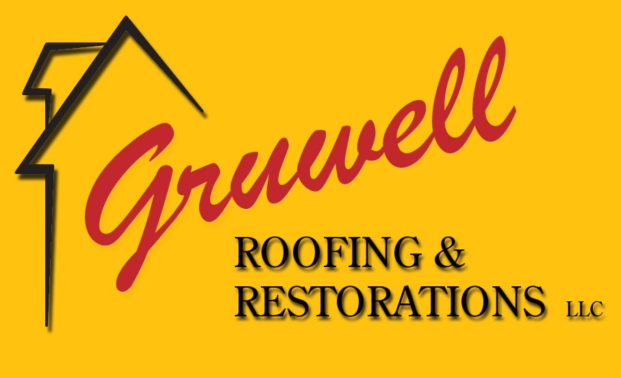 Gruwell Roofing & Restoration logo