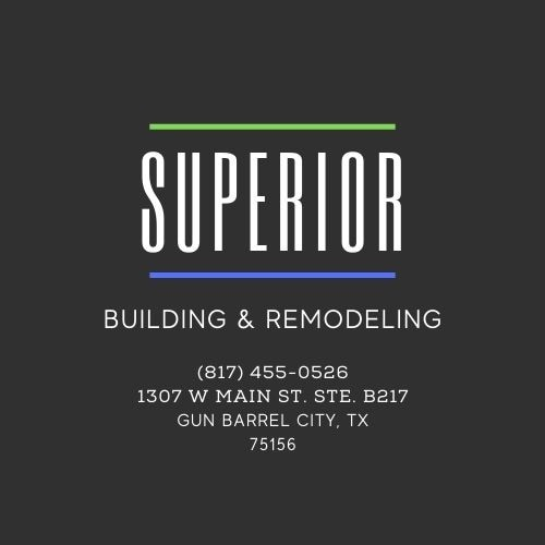 Superior Building & Remodeling LLC logo