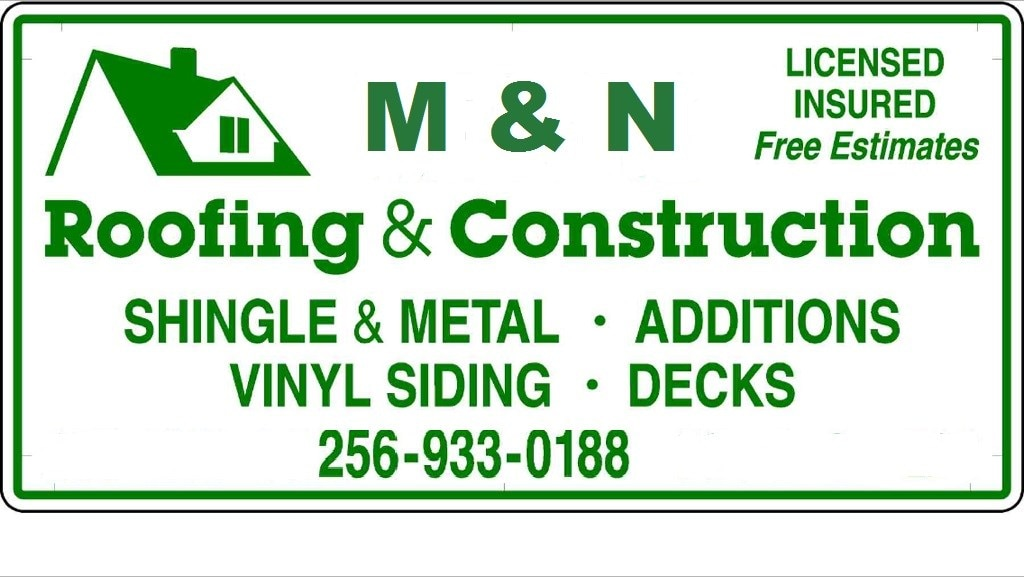 M & N Roofing & Construction logo