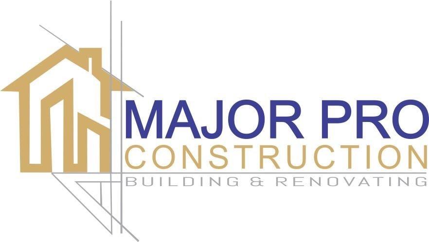 Major Pro Construction logo