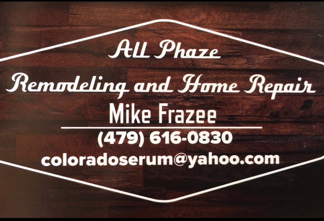 All Phaze Remodeling and Home Repair logo