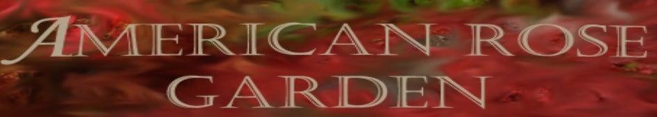 AMERICAN ROSE GARDEN logo