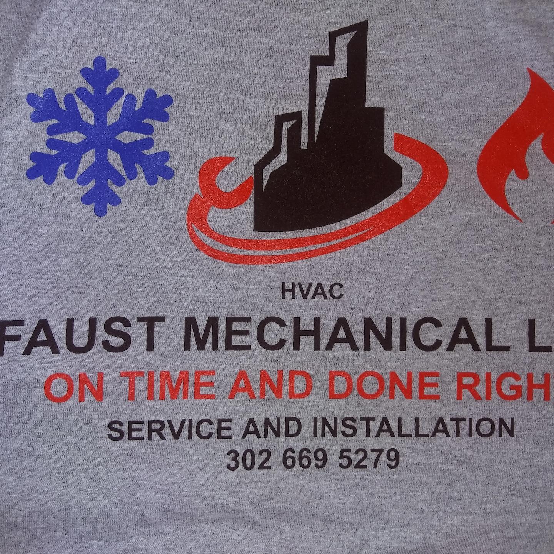 Faust Mechanical  logo