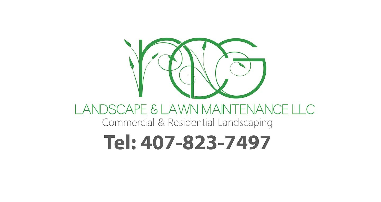 NCG Landscape and Lawn Maintenance logo
