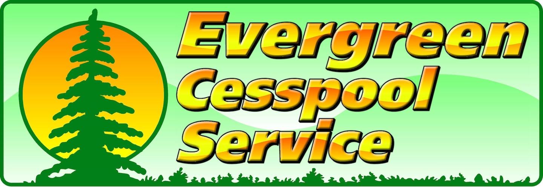 EVERGREEN CUSTOM CESSPOOL logo