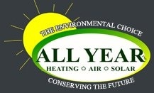 ALL YEAR HEATING & AIR CONDITIONING logo