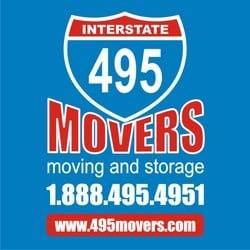 495 Movers Inc logo
