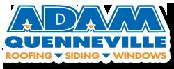 Adam Quenneville Roofing & Siding logo
