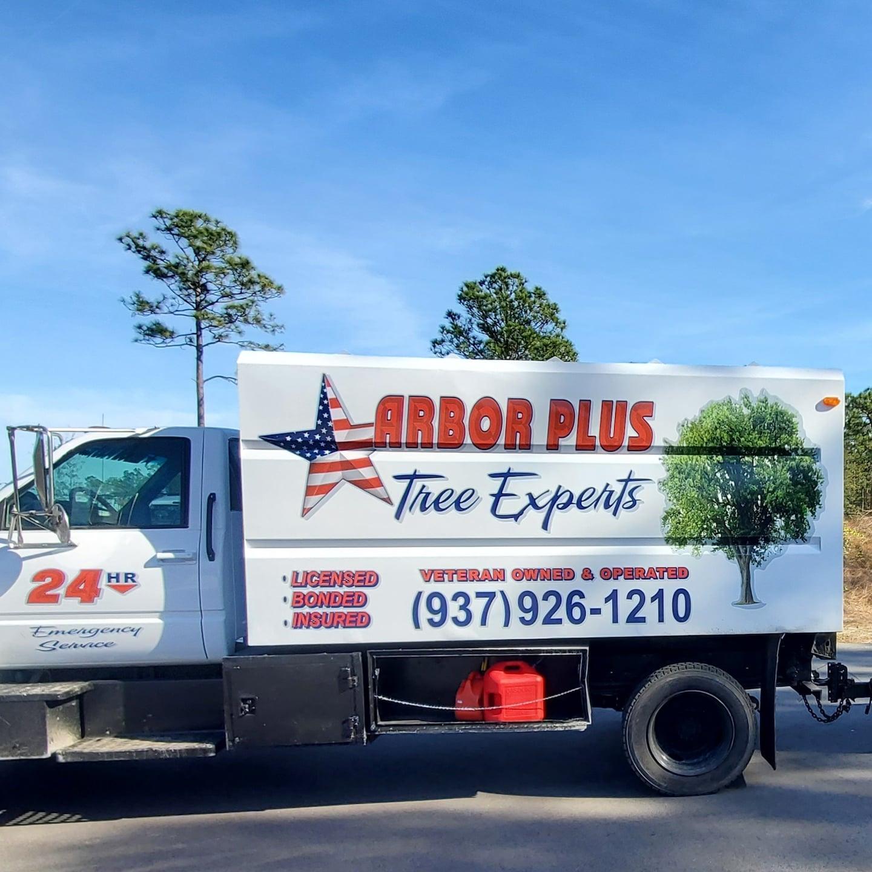Arbor Plus Tree Experts logo