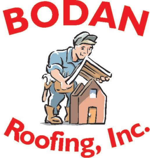 Bodan Roofing Inc logo