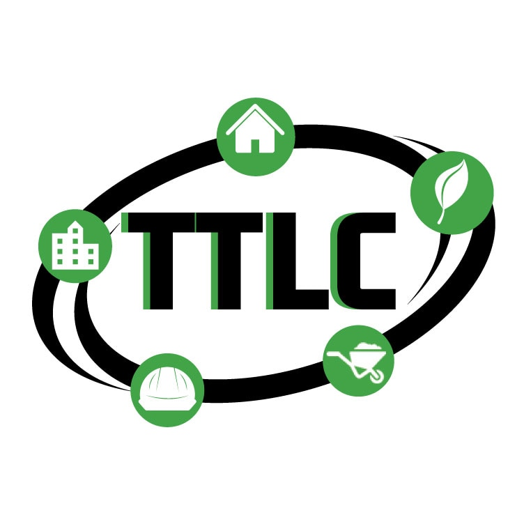 TTLC Inc Roofing Siding and Gutters logo