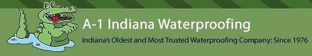 A-1 Indiana Waterproofing Inc logo