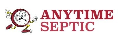 Anytime Septic logo