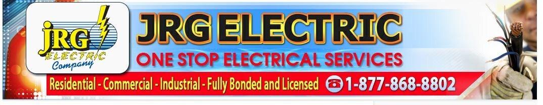 JRG Electric Co logo