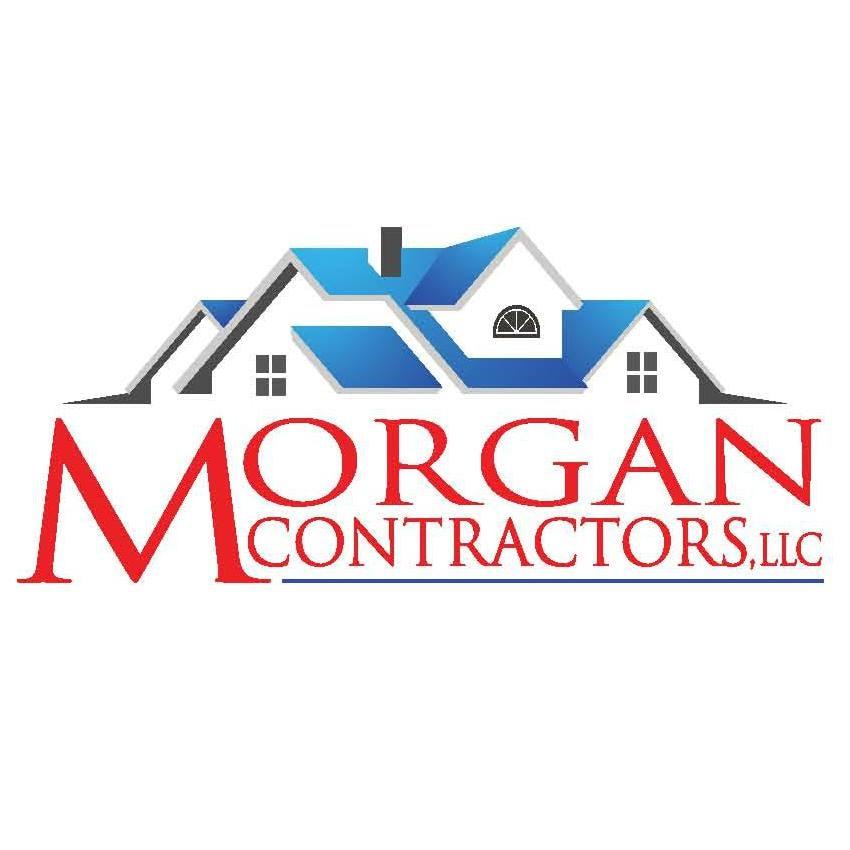 Morgan Contractors logo