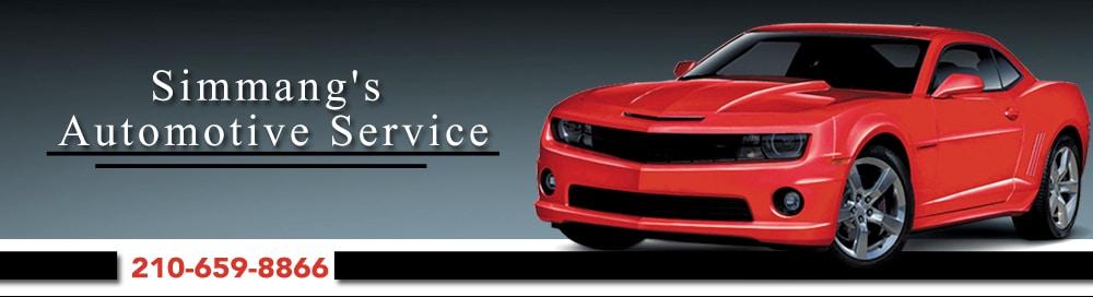 Simmangs Automotive Service Center, Inc. logo