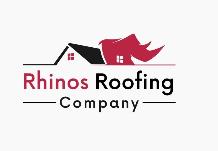 Rhinos Roofing Company logo
