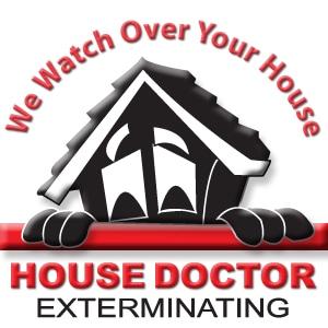 House Doctor Exterminating logo