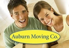 Auburn Moving and Storage logo