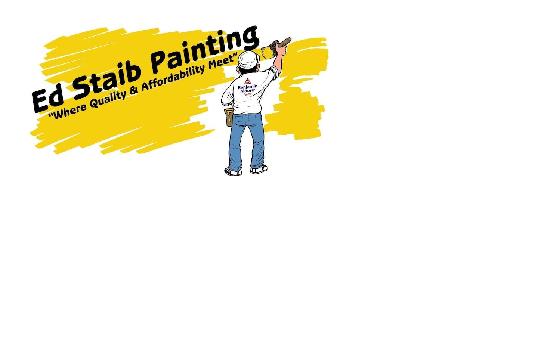 Ed Staib Quality Painting logo