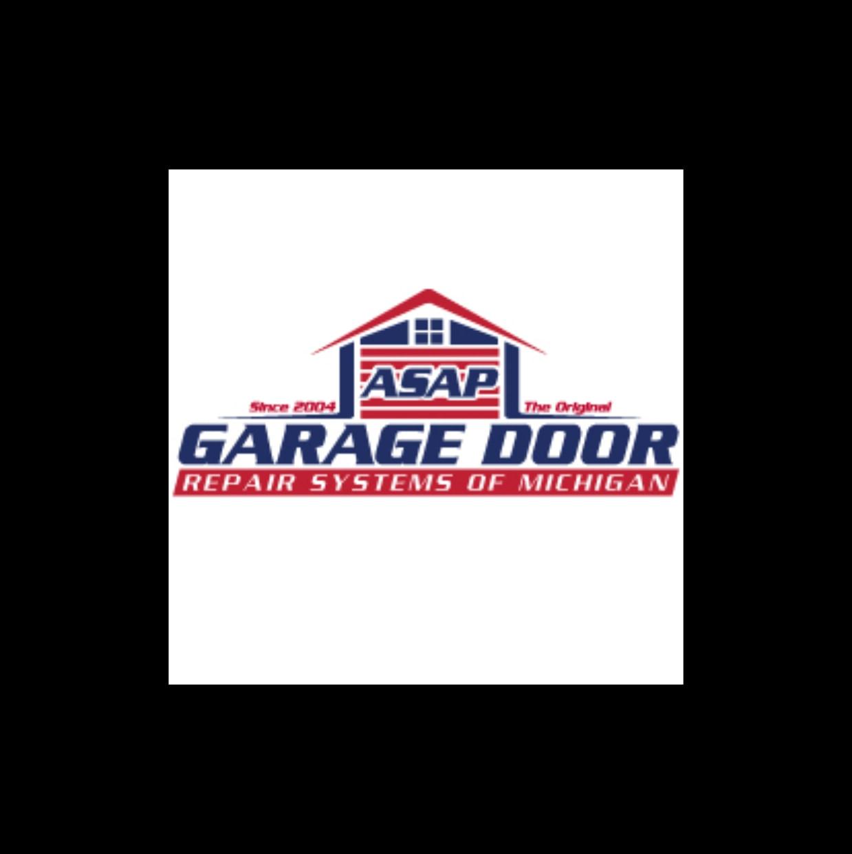 ASAP Garage Door Repair Systems of Michigan logo