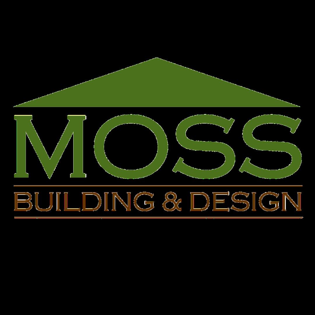 Moss Building & Design logo