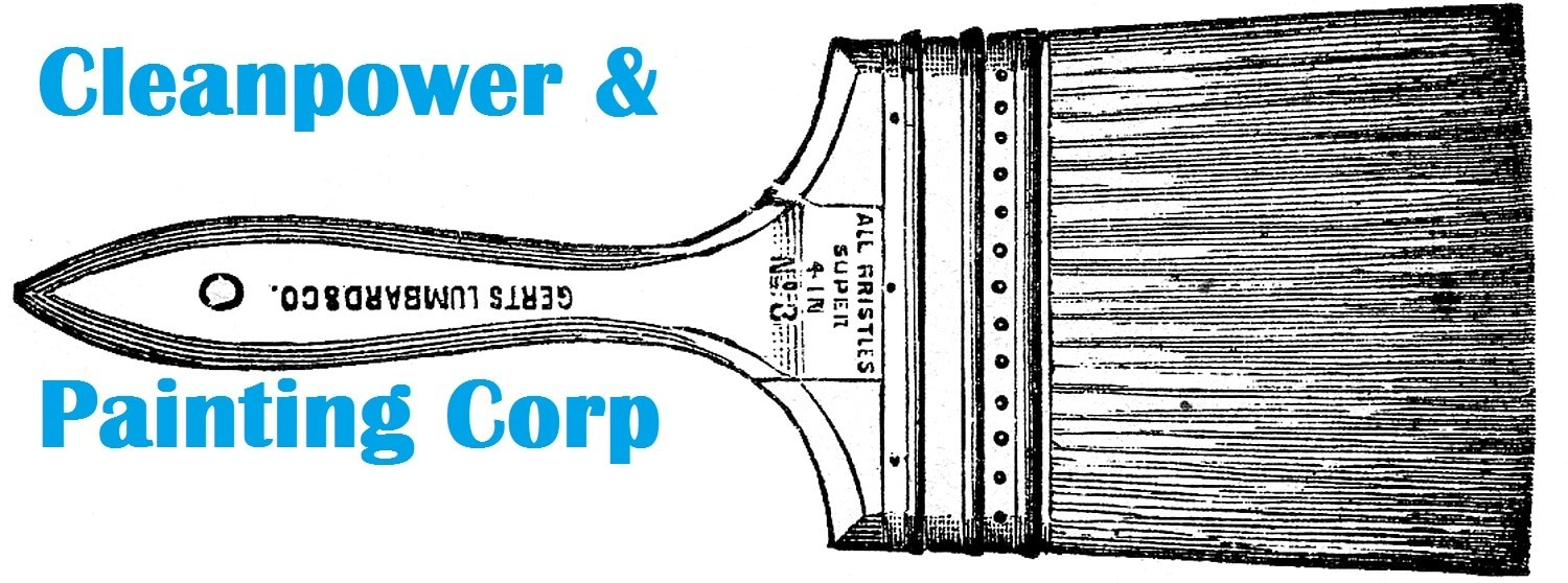 Cleanpower and Painting Corp logo