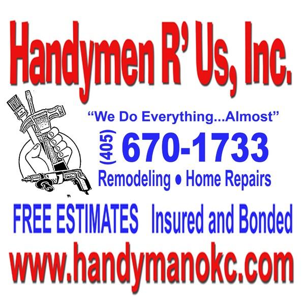 Handymen R Us Inc logo