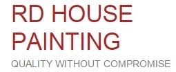 RD House Painting logo