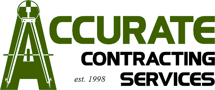 Accurate Contracting Service logo