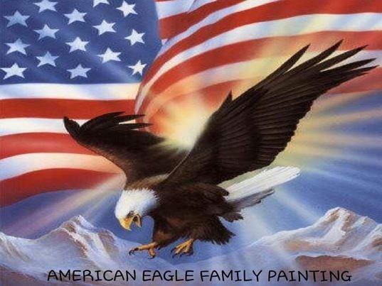 American Eagle Family & Pyramid Painting LLC logo