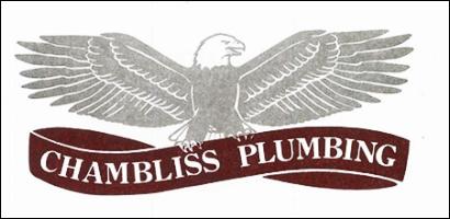 CHAMBLISS PLUMBING CO logo