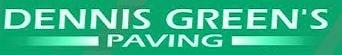 Dennis Green's Paving logo