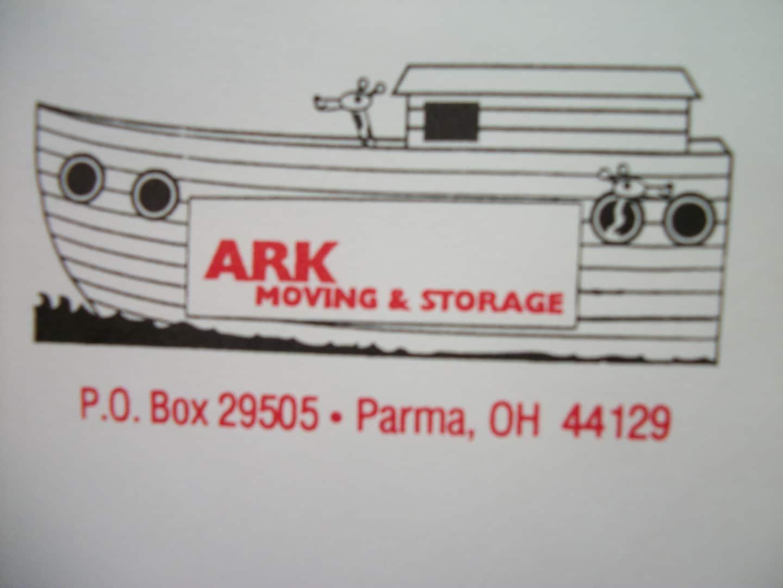 Ark Moving & Storage logo