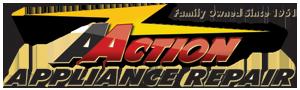 A Action Appliance logo
