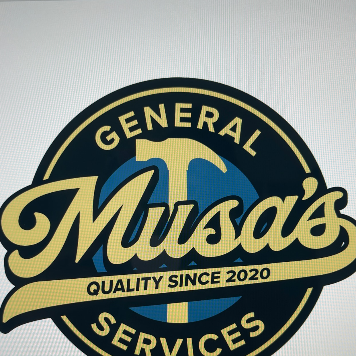Musa's General Service logo