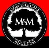 M&M Tree Care logo