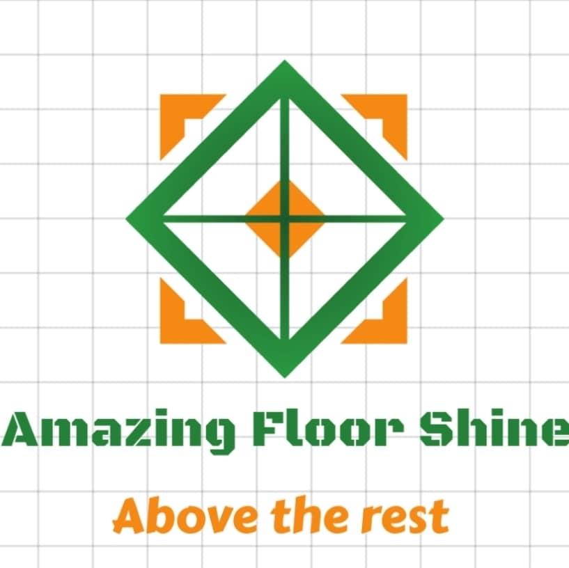 Amazing Floor Shine logo