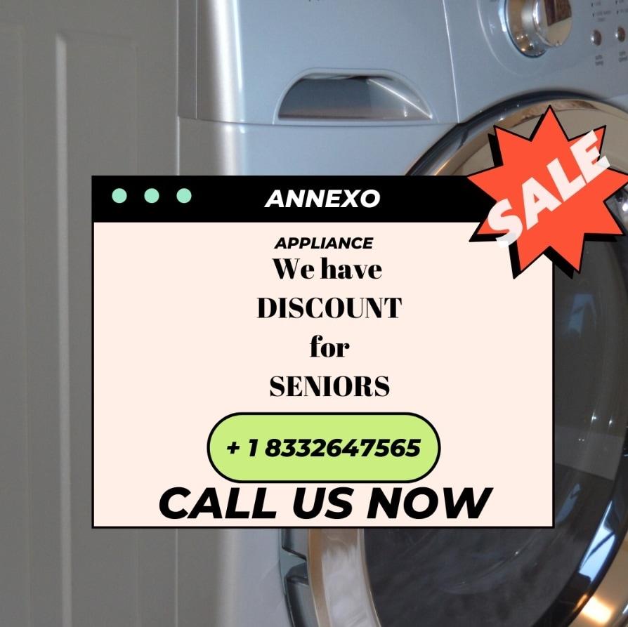 Annexo Appliance Repair logo