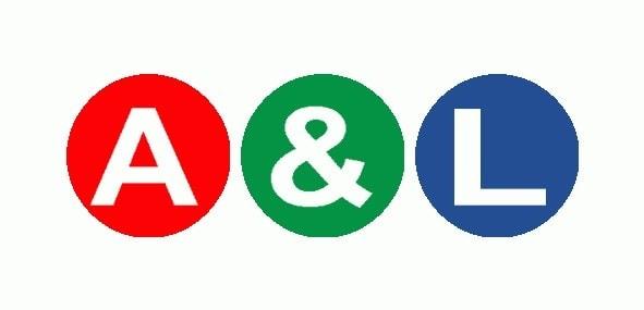 A & L Construction logo