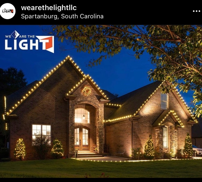 Holiday Lighting Package
