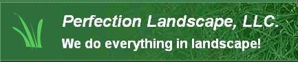 Perfection Landscape LLC logo