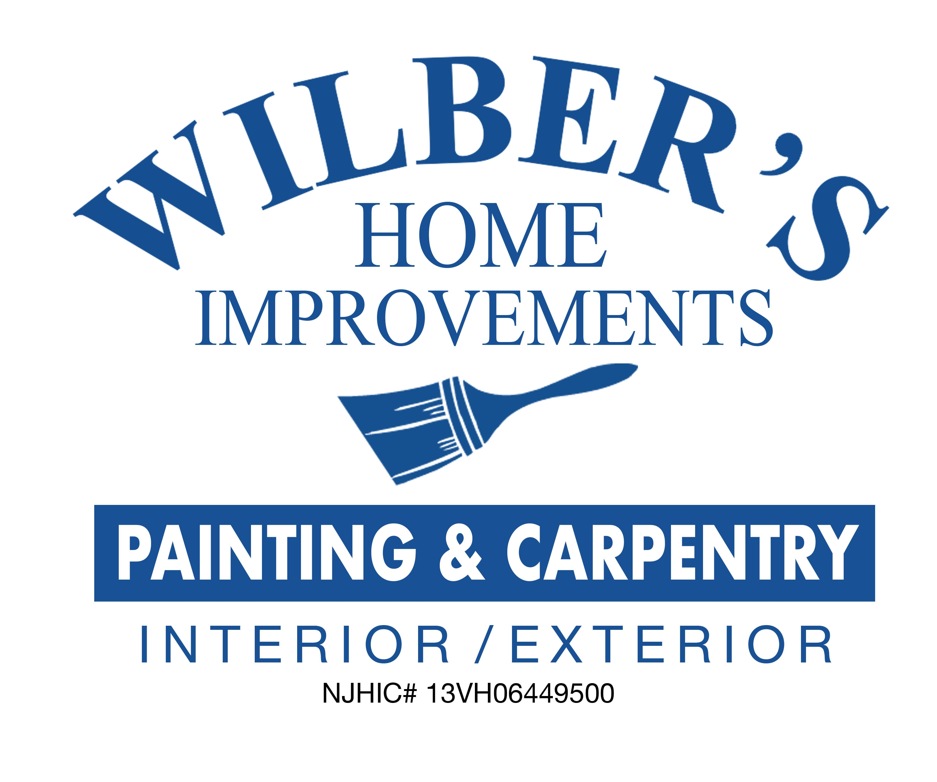 Wilber's Painting logo